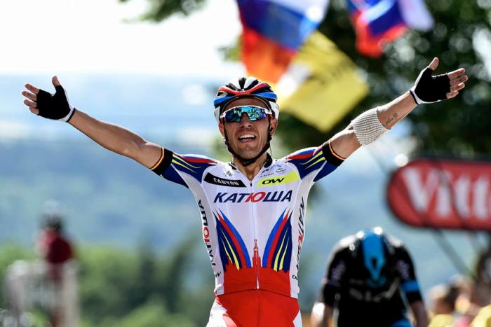 Españoles en el Tour de Francia: Gran potencial en busca de los objetivos
