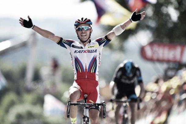 El muro de Huy y el ciclismo español, ¿un idilio inagotable?