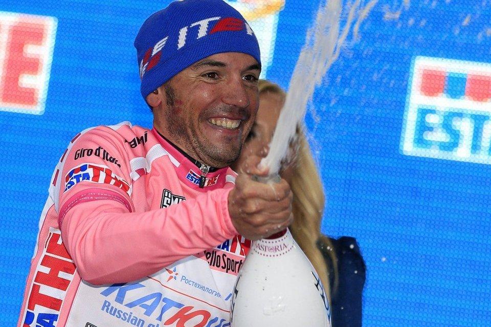 Purito toma las riendas del Giro de Italia