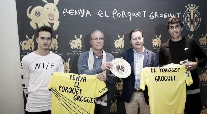 """El Villarral aumenta su nómina de peñas con """"El porquet groguet"""" de Burriana"""