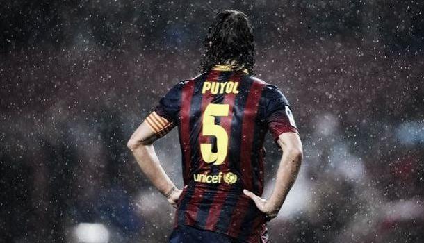 La magia de Carles Puyol