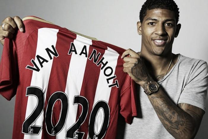 Patrick van Aanholt signs new long term deal