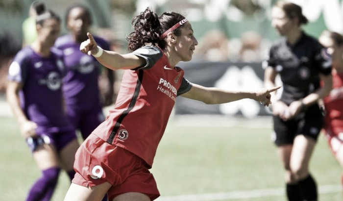 Portland Thorns continue domination over Orlando Pride with 2-0 victory during the opening weekend of the 2017 NWSL season