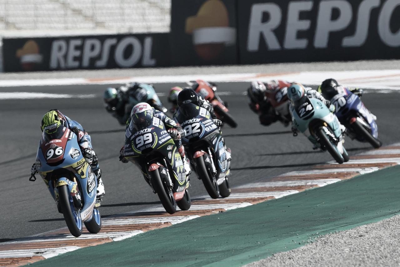 Valencia: última cita del año con el título de moto3 por decidir