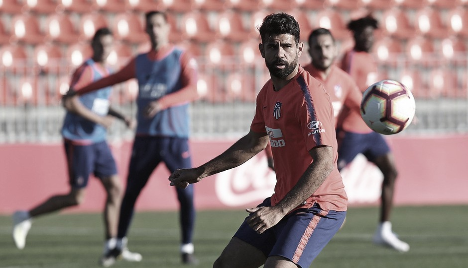 Diego Costa é suspenso por oito jogos e desfalca Atlético de Madrid na temporada