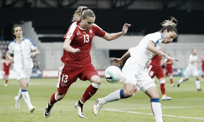 UEFA EURO 2017 Qualifier - Switzerland 2-1 Italy: Hosts on verge of qualification
