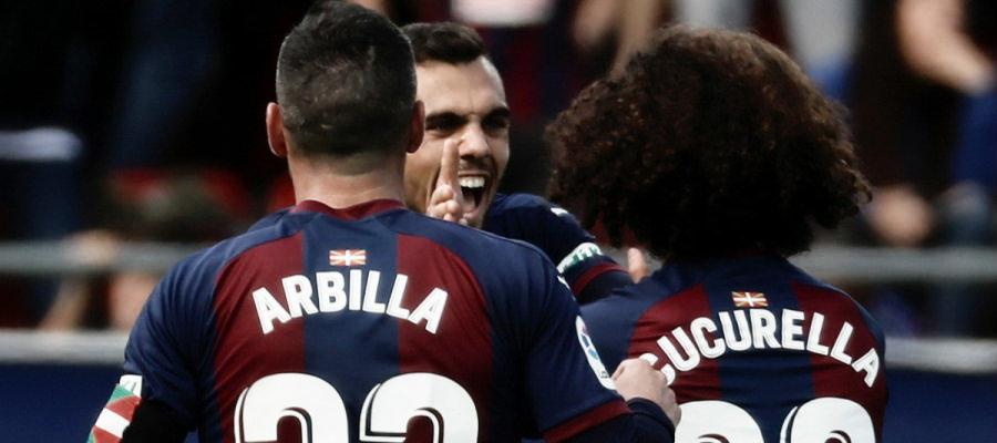 Resumen Valladolid CF vs SD Eibar (0-0) en la Liga 2018
