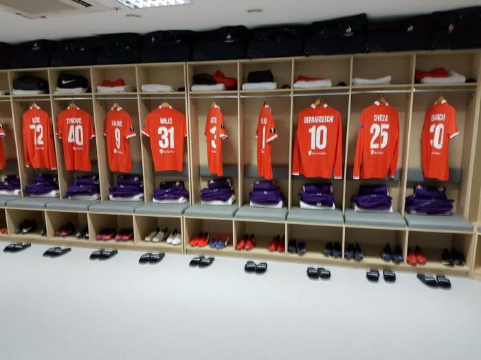 Europa League - Le formazioni ufficiali di Qarabag - Fiorentina