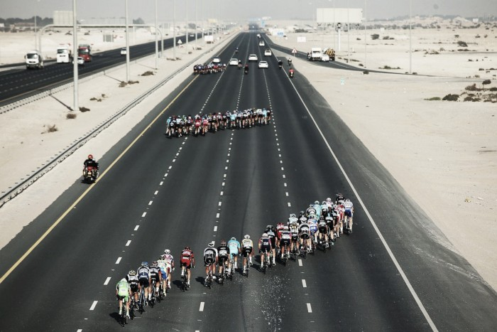 Ciclismo, cancellato il Tour of Qatar