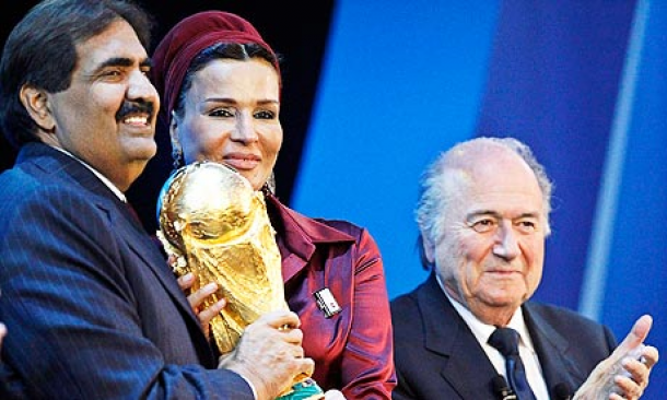 FIFA Officials Says Russia, Qatar Could Lose World Cups