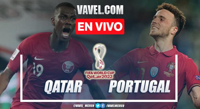 Goles y resumen del Qatar 1-3 Portugal en Partido Amistoso 2021