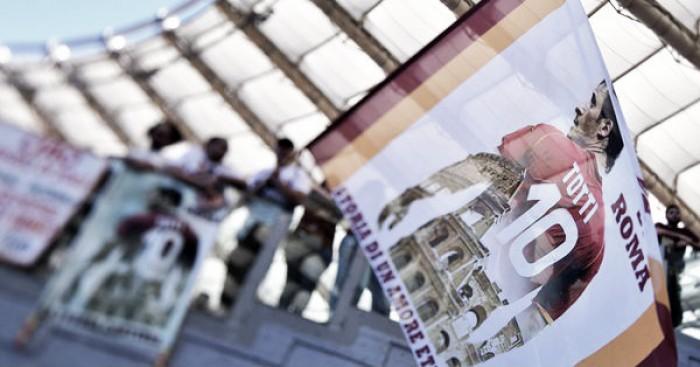 Francesco Totti, 25 años de 'Il Capitano'