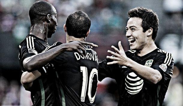 Donovan e Wright-Phillips marcam e estrelas da MLS vencem o Bayern de Munique no All-Star Game