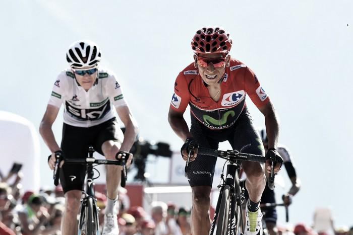Vuelta 2016: Live 20^ tappa,Benidorm / Alto de Aitana. Vince Latour, Quintana in trionfo, Chaves sul podio