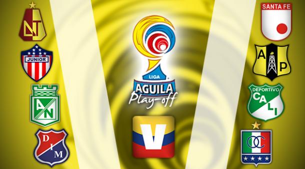 'Play-offs' de la Liga Águila 2015-II: ¡a por el título!