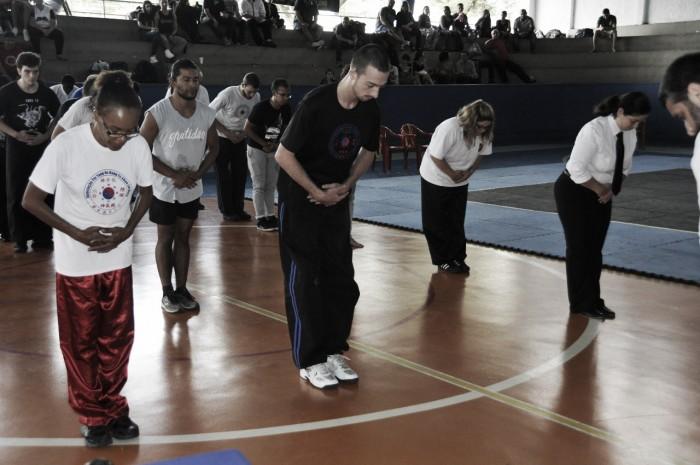 XXIV Campeonato Estadual de Kung Fu é realizado no Rio de Janeiro