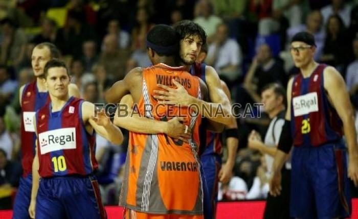 Valencia Basket no gana en el Palau desde 2005