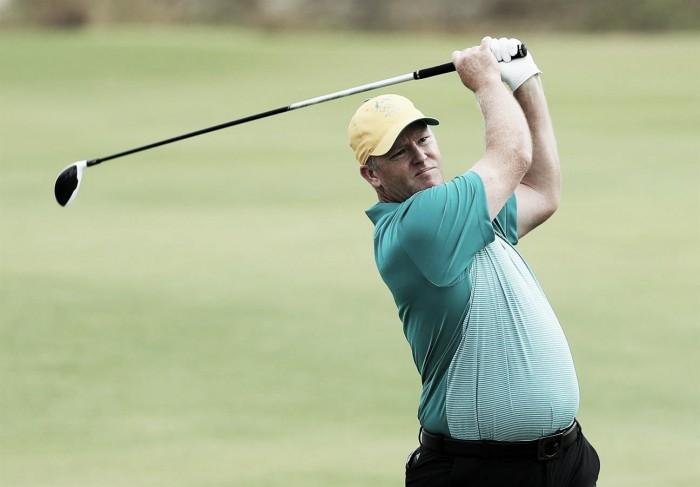 Australiano Marcus Fraser domina primeiro dia e termina na frente no torneio olímpico no golfe