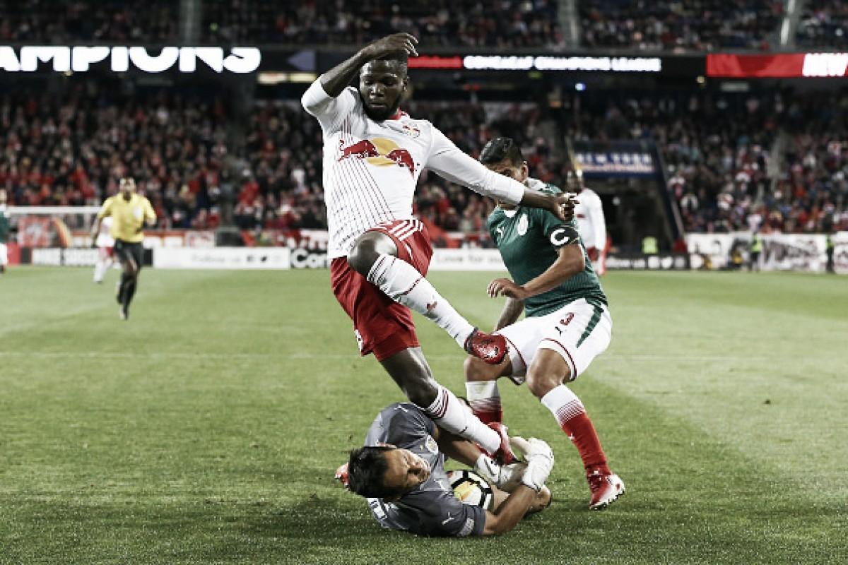 Chivas Guadalajara segura New York Red Bulls e disputará final da Concachampions
