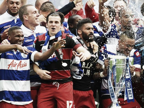 De maneira heroica, Queen's Park Rangers vence o Derby County e está de volta à Premier League