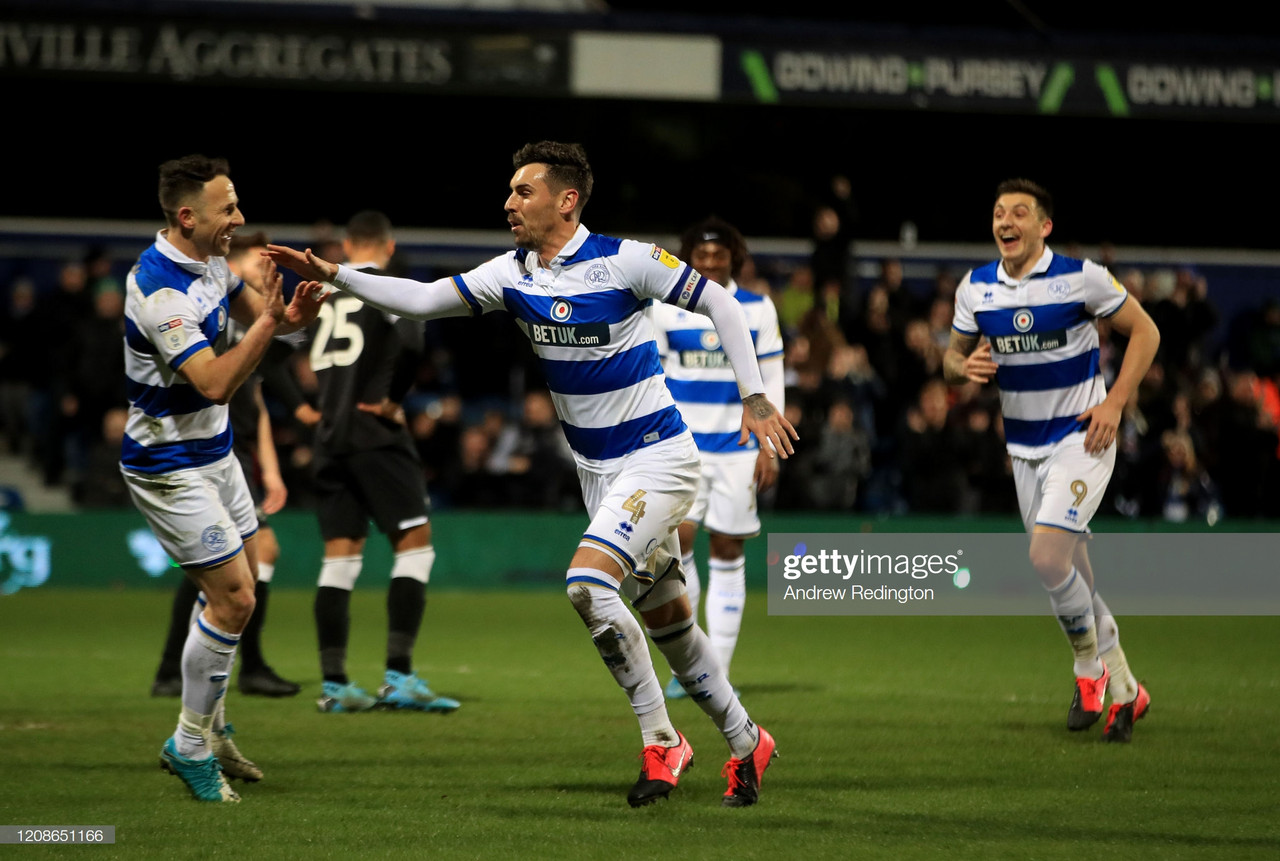 QPR continue good home form as they defeat Derby County
