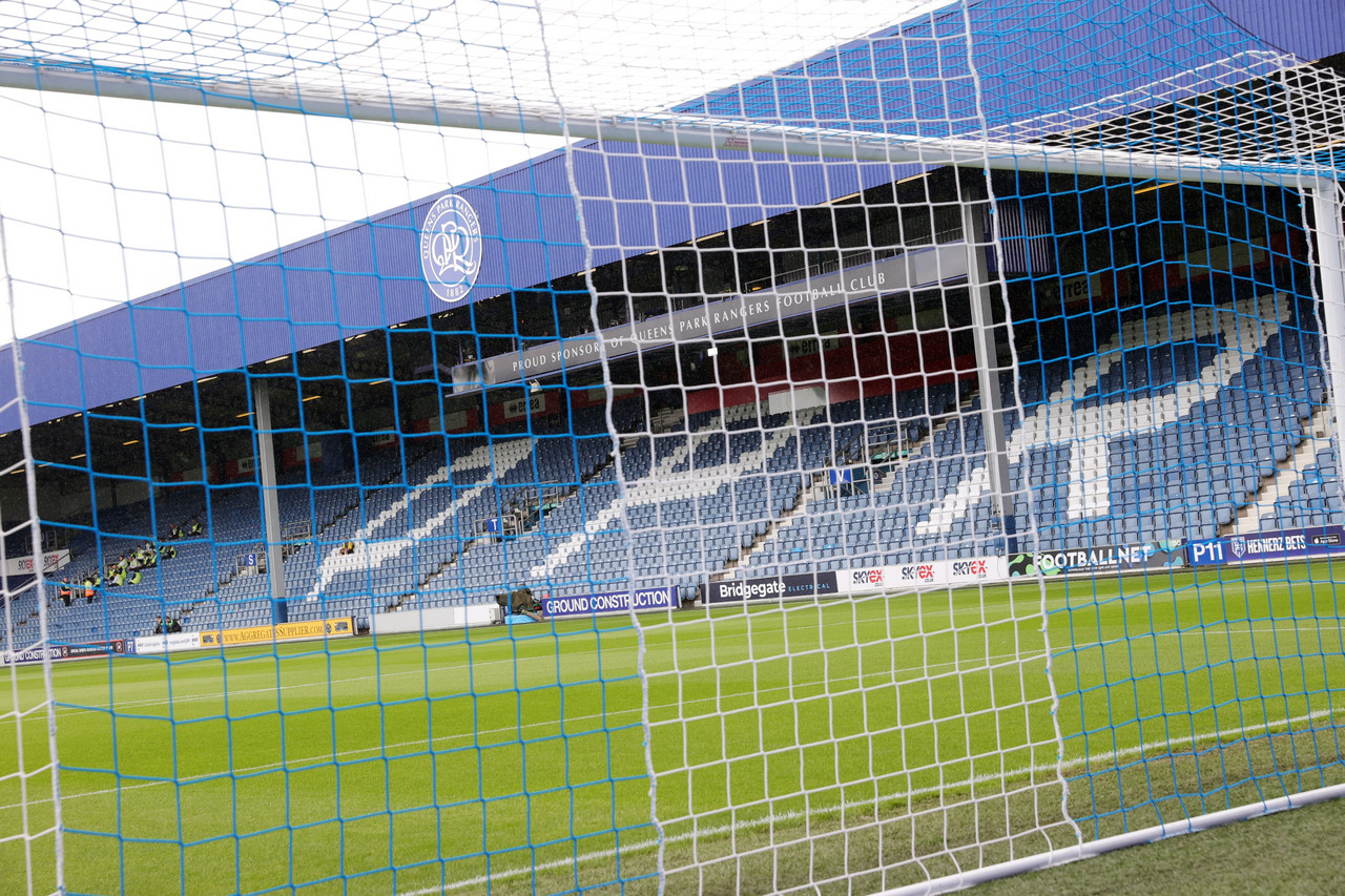 QPR vs Leicester City: Warmdown
