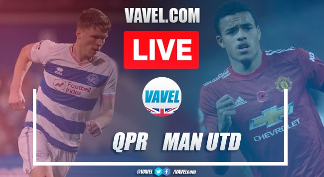 QPR 4-2 Manchester United: As it happened