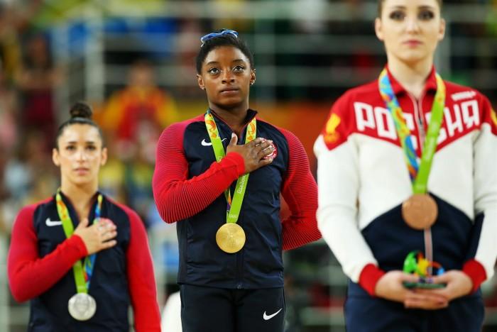 Rio 2016, ginnastica artistica femminile: doppietta USA nella finale All-around, oro a Biles, indietro le italiane