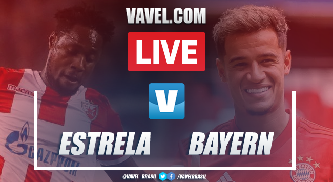Gols e melhores momentos de Estrela Vermelha 0x6 Bayern de Munique pela Champions League
