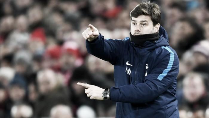 """Pochettino: """"Empezamos a sentir que Wembley es nuestra casa"""""""
