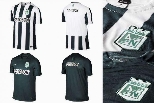 Atlético Nacional ya tiene camiseta para el 2015