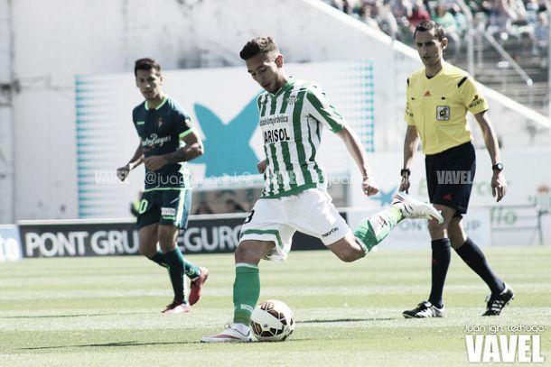 Varela, baja para el choque del domingo ante el Real Zaragoza