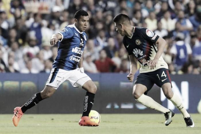 América gana como visitante ante Querétaro