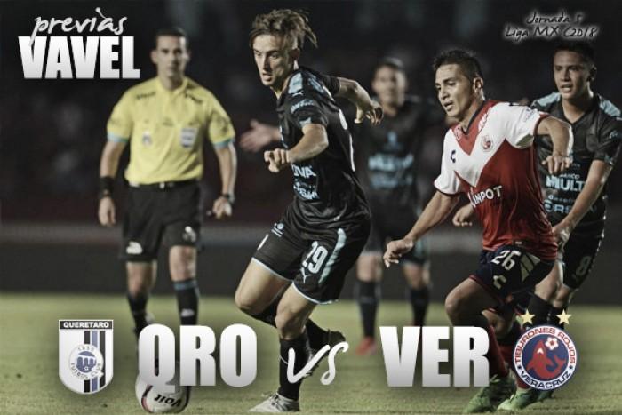Previa Querétaro - Veracruz: el partido clave por el no descenso