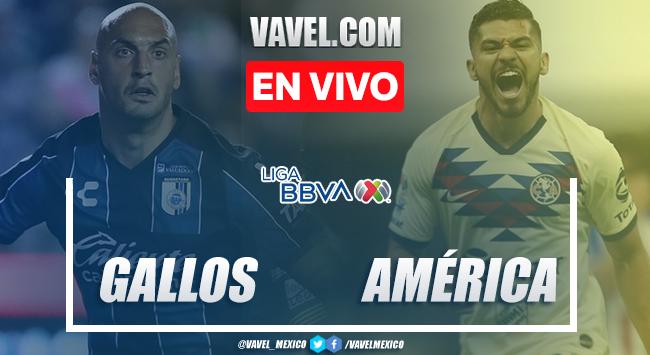 Goles y resumen: Querétaro 1-2 América en Clausura 2020