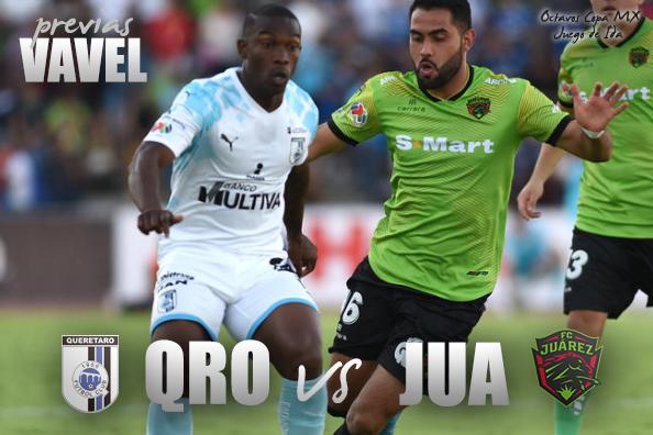 Previa Querétaro - FC Juárez : Gallos y 'Vuce', rumbo al segundo título de Copa