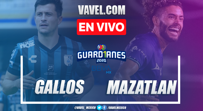 Querétaro 1-1 Mazatlán: goles y resumen Liga MX 2020