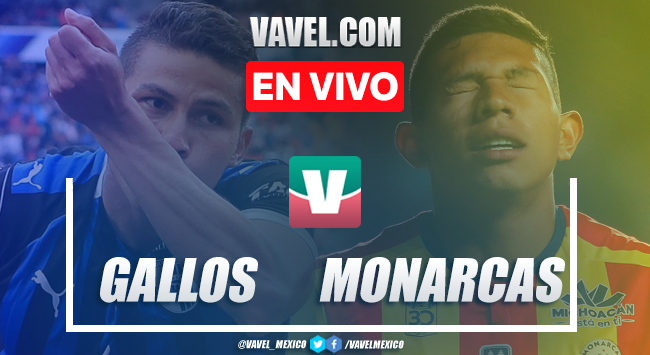 Goles y Resumen: Querétaro 3-1 Morelia, en Liga MX 2019
