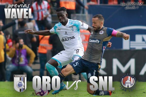 Previa Querétaro – Atlético de San Luis: Que solo se hable de futbol en el Clásico de la 57