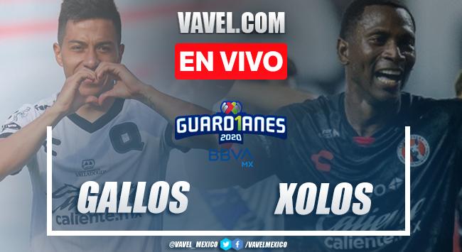 Goles y resumen del Querétaro 2-2 Xolos en la jornada 17 del Guard1anes 2020