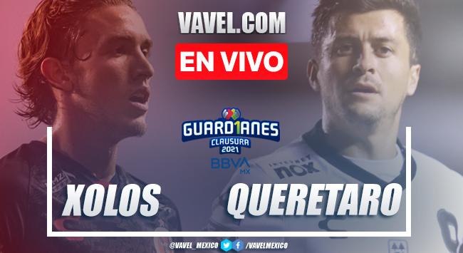 Resumen y goles: Xolos Tijuana 3-1 Querétaro en Jornada 12 de la Liga MX Guard1anes 2021