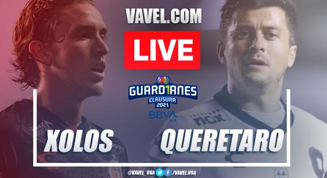 Goals and highlights: Xolos Tijuana 3-1 Queretaro in Liga MX Guard1anes 2021