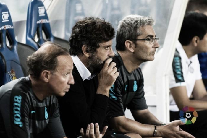 """Quique Sánchez Flores: """"Si no puedes ganar, lo mejor es empatar"""""""