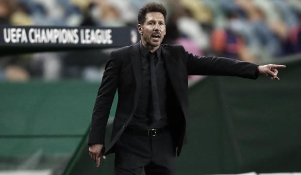 """Simeone: """"Cerramos una buena temporada"""""""