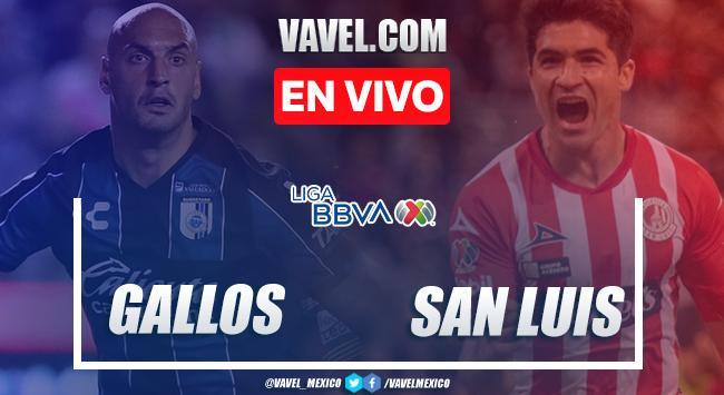 Resumen y gol del Querétaro 0-1 Atlético San Luis en Liga MX 2020