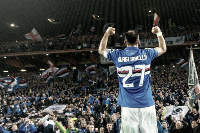 Sampdoria, l'attacco