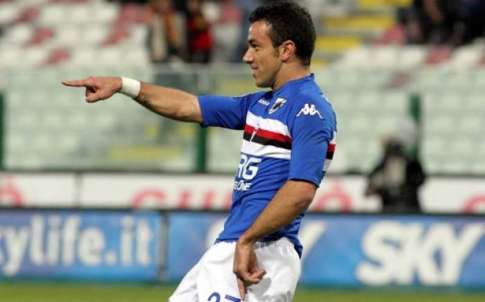 Sampdoria, è ufficiale il ritorno di Fabio Quagliarella