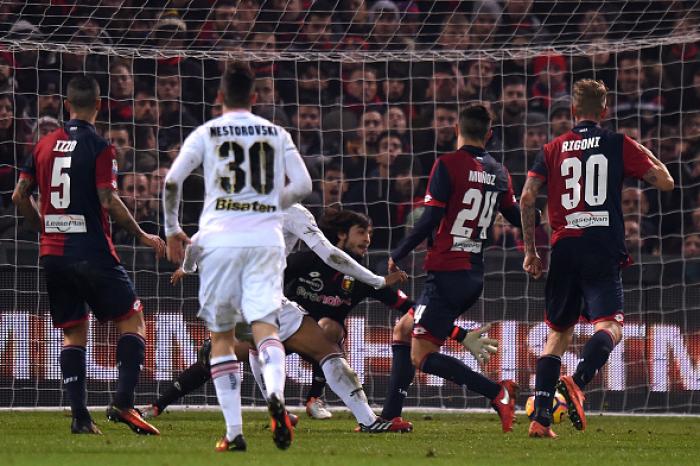 Serie A - Cuore Palermo: Rispoli e Trajkovski firmano l'impresa in casa di un pazzo Genoa (3-4)