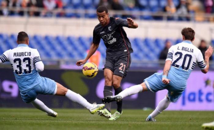 Live Palermo - Lazio, partita Serie A 2016  (0-2)