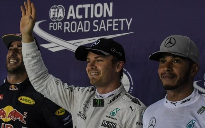 """Singapore, Rosberg: """"Giro perfetto, uno dei migliori in carriera"""""""